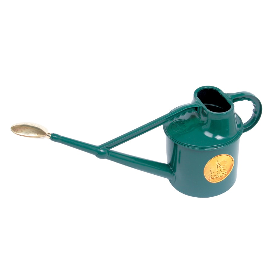 Bosmere 1.8-Gallon Green Plastic Deluxe Watering Can