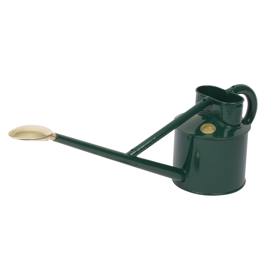 Bosmere 0.92-Gallon Dark Green Metal Professional Watering Can