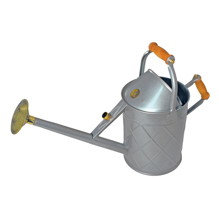 Bosmere 2.4-Gallon Titanium Metal Heritage Watering Can