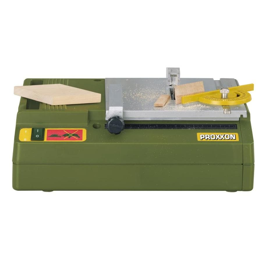 Proxxon 2.281-in Table Saw