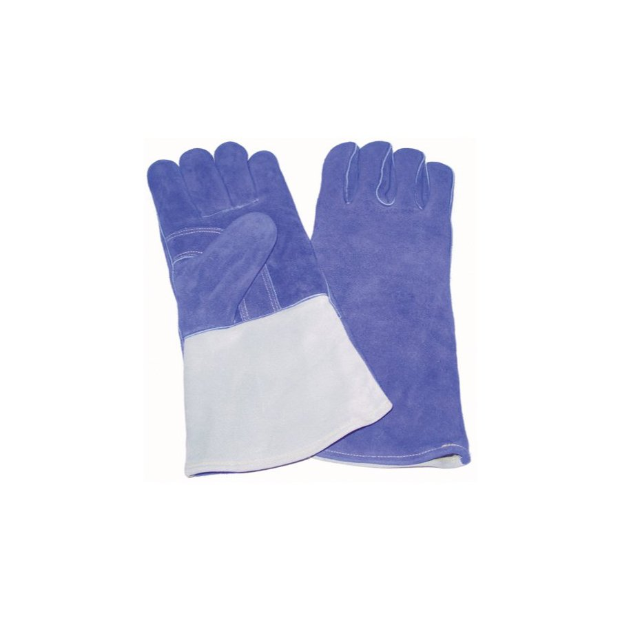 Firepower Blue Welding Gloves