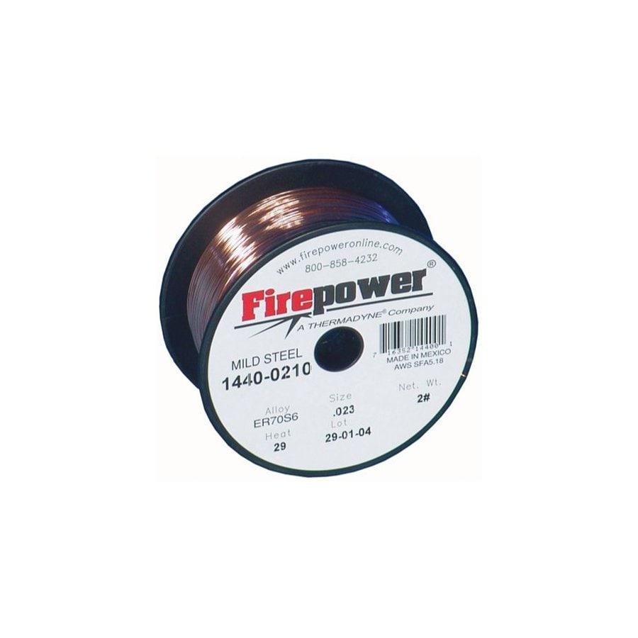 Firepower 2-lbs 0.023-In MIG Welding Wire
