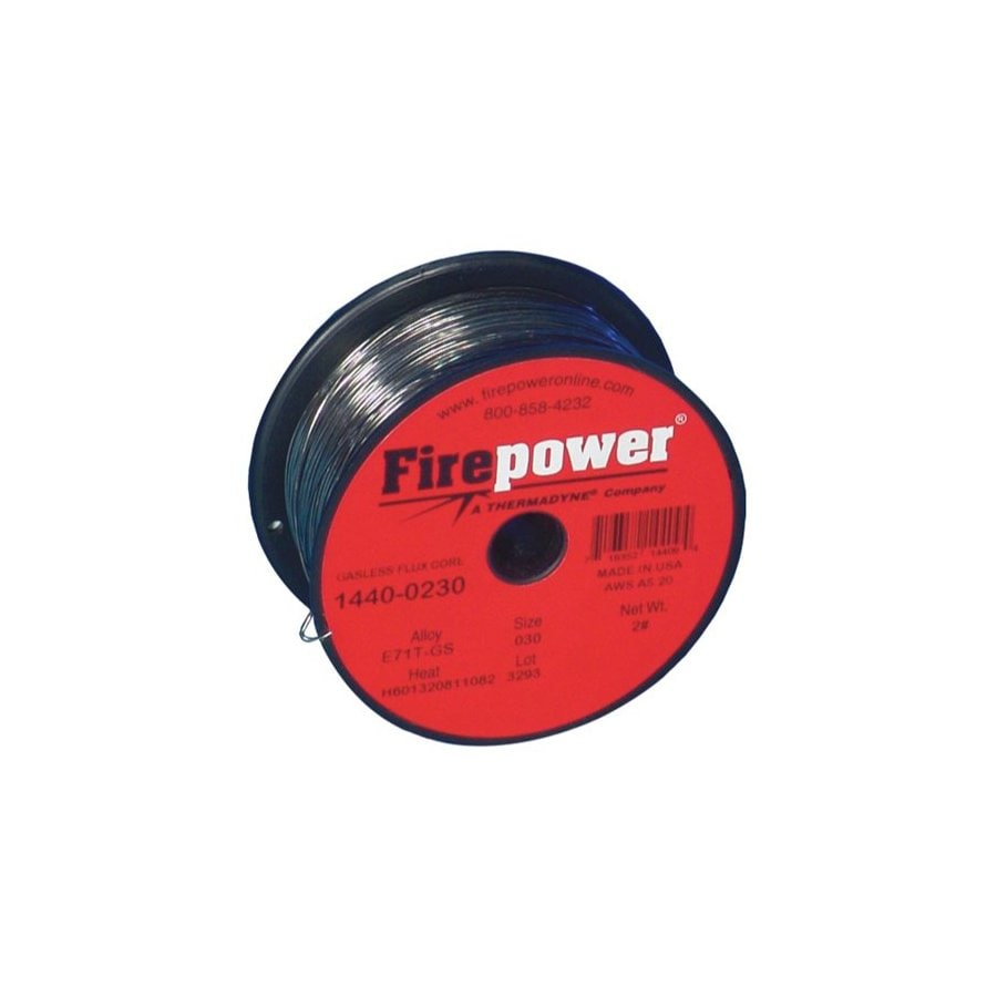 Firepower 2-lbs 0.030-In MIG Welding Wire