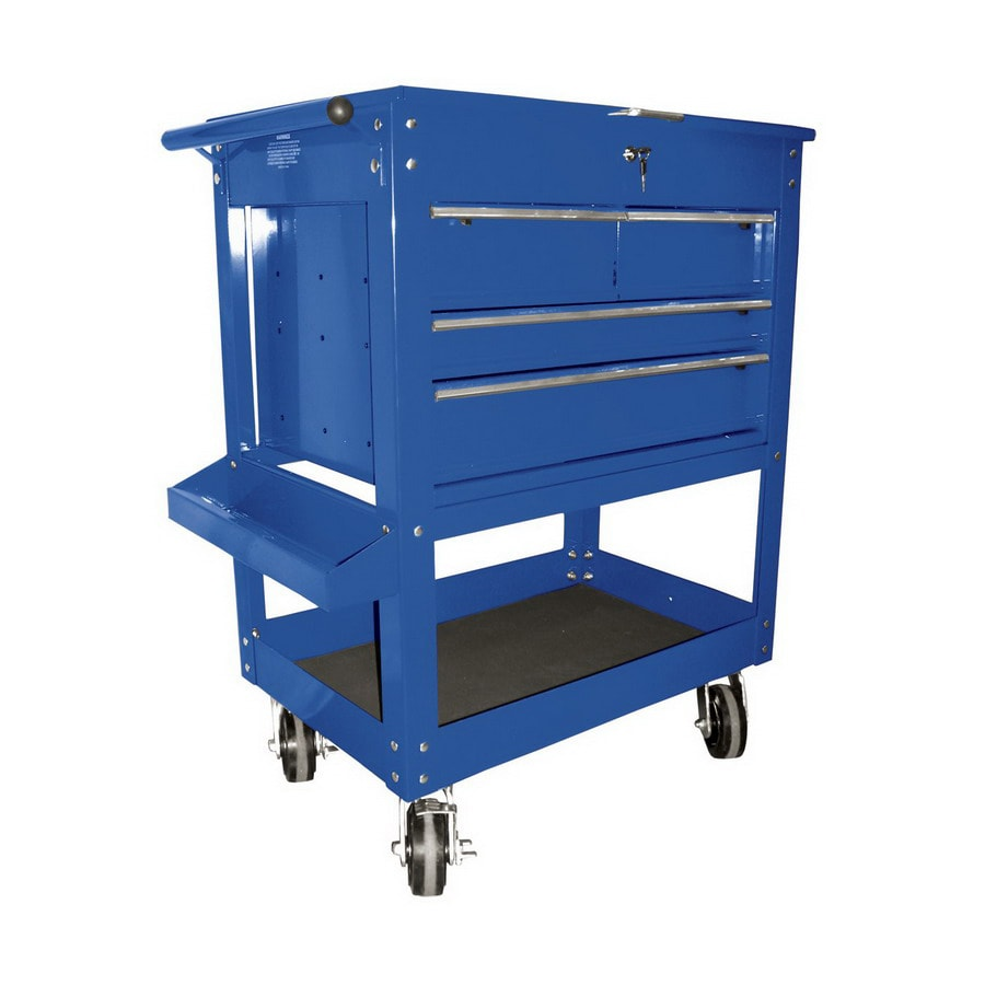 lowes utility cart rubbermaid commercial tool international 355in 4drawer utility cart at lowescom
