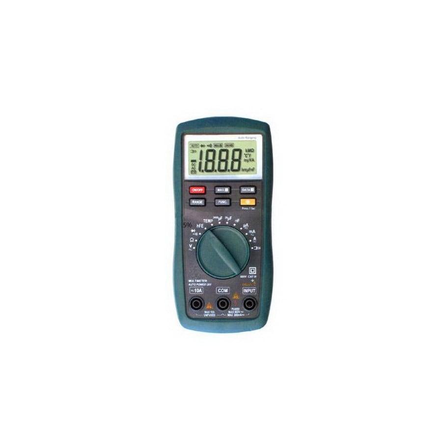 Product Digital Multimeter : Shop morris products digital volt multimeter at lowes