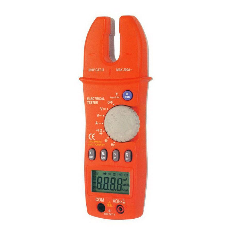 Morris Products Digital 700-Volt Clamp Meter