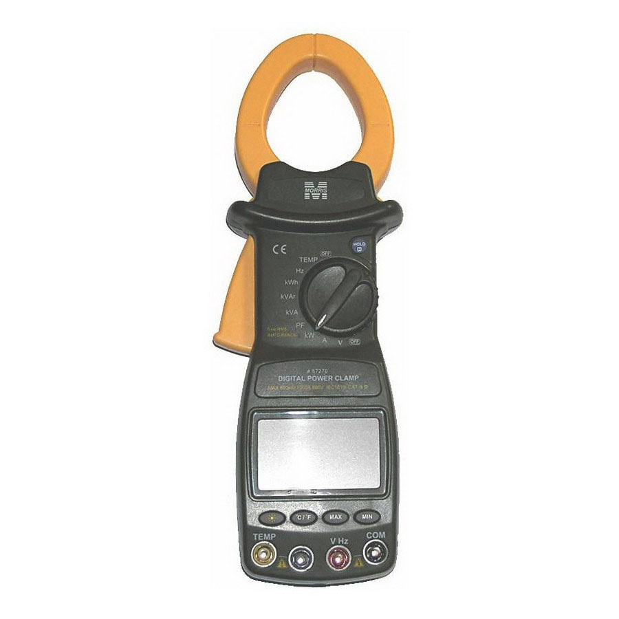 Morris Products Digital 600-Volt Clamp Meter