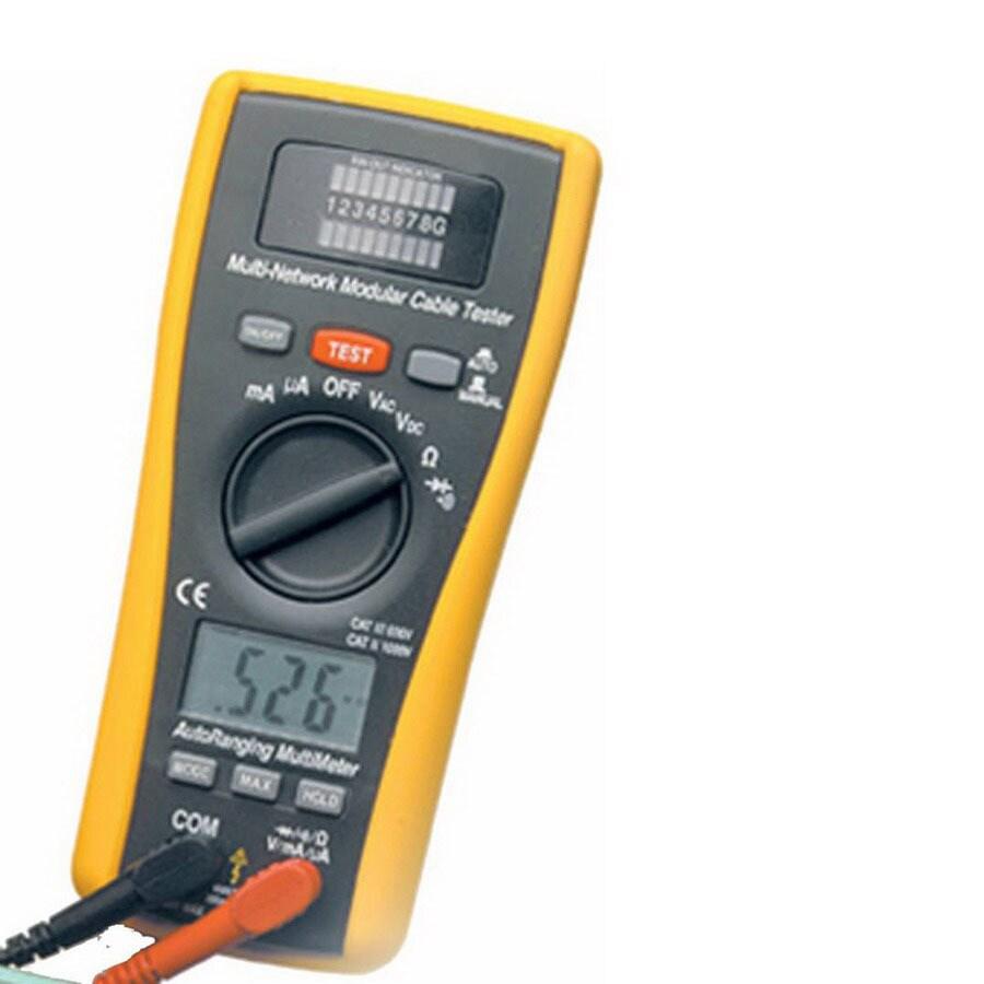 Electrical Multimeters At Lowe S : Shop morris products digital multimeter meter at lowes