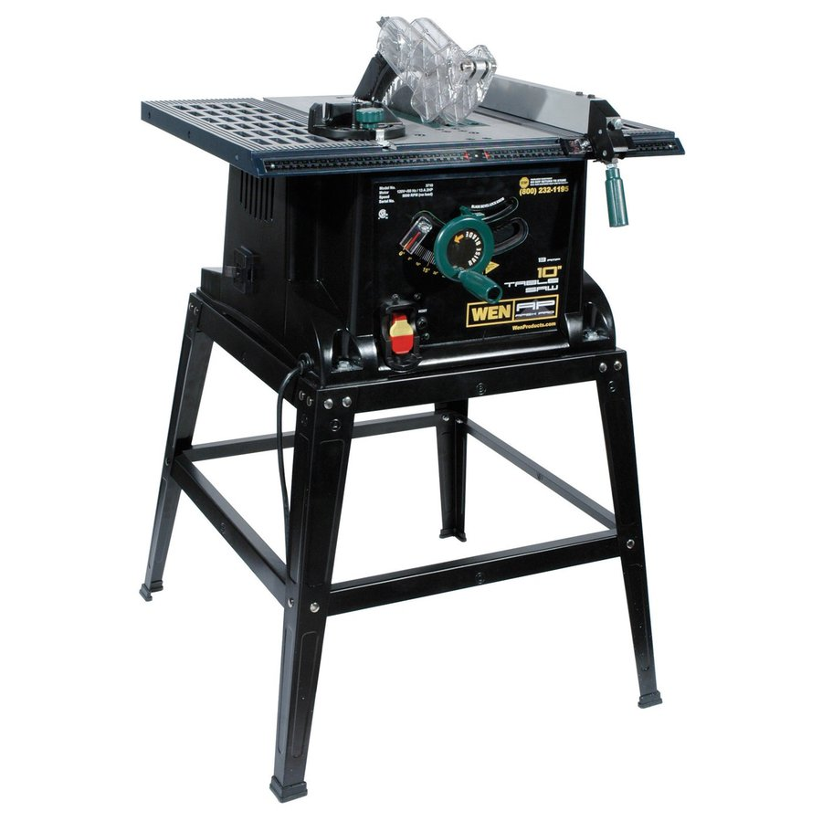 WEN 10-in Table Saw