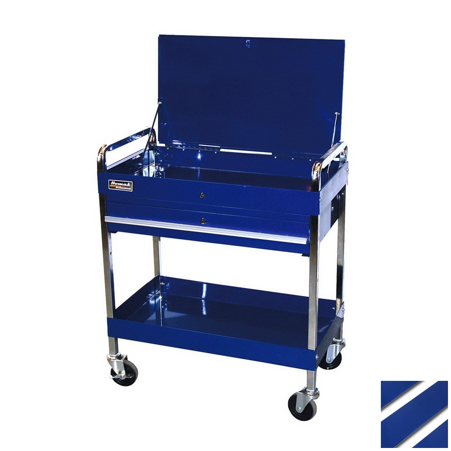 Kobalt 39 In 2 Drawer Utility Cart