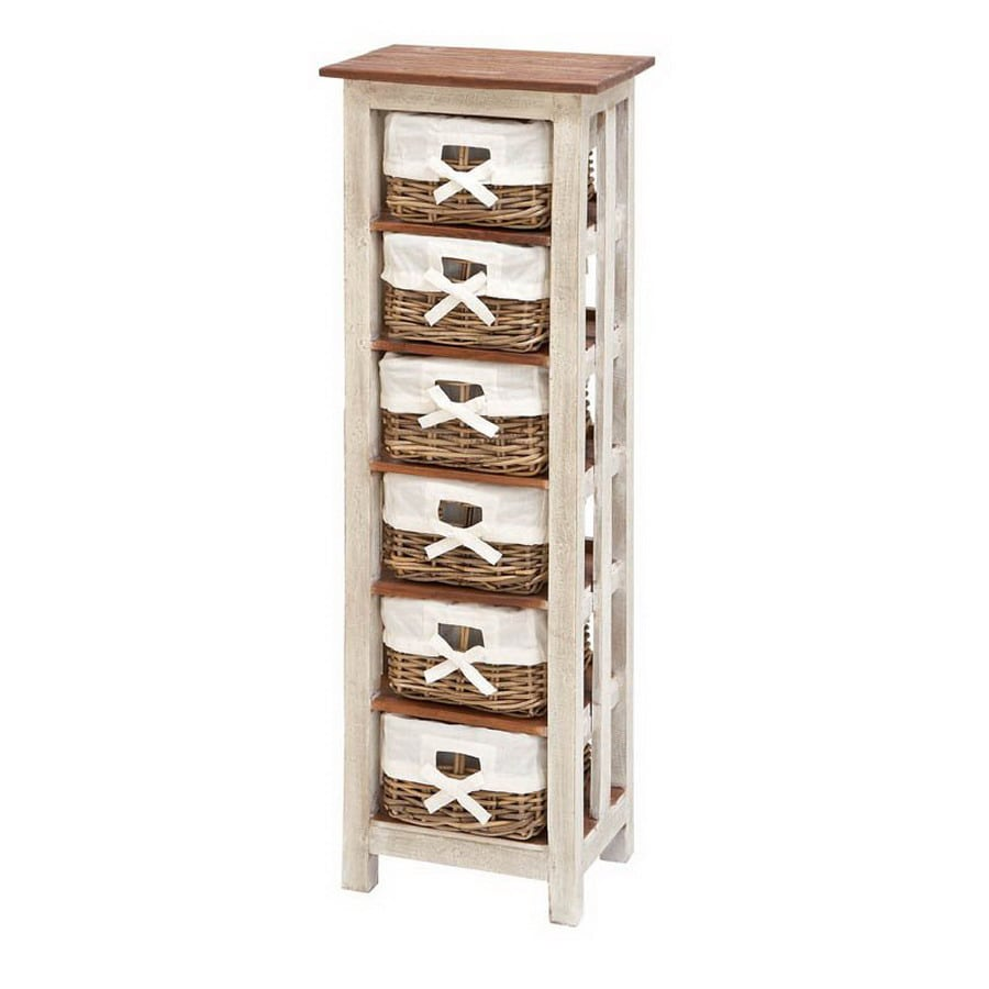Woodland Imports Office Cabinet