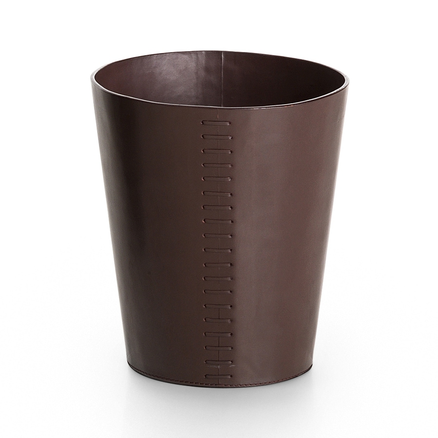 WS Bath Collections WS Bath Collections Korame 7003.62 Brown 20gal Complements Wastebasket
