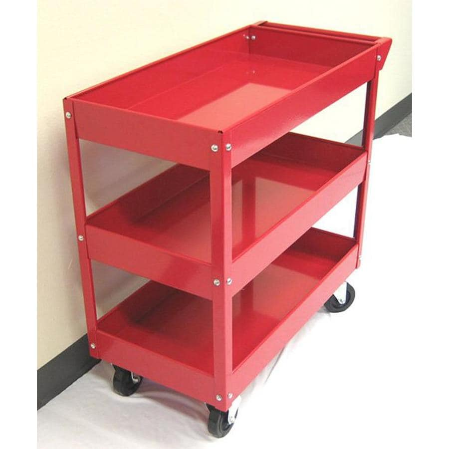Excel 30.7-in Utility Cart