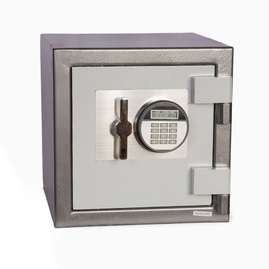 Hollon Electronic/Keypad Cash Box Safe