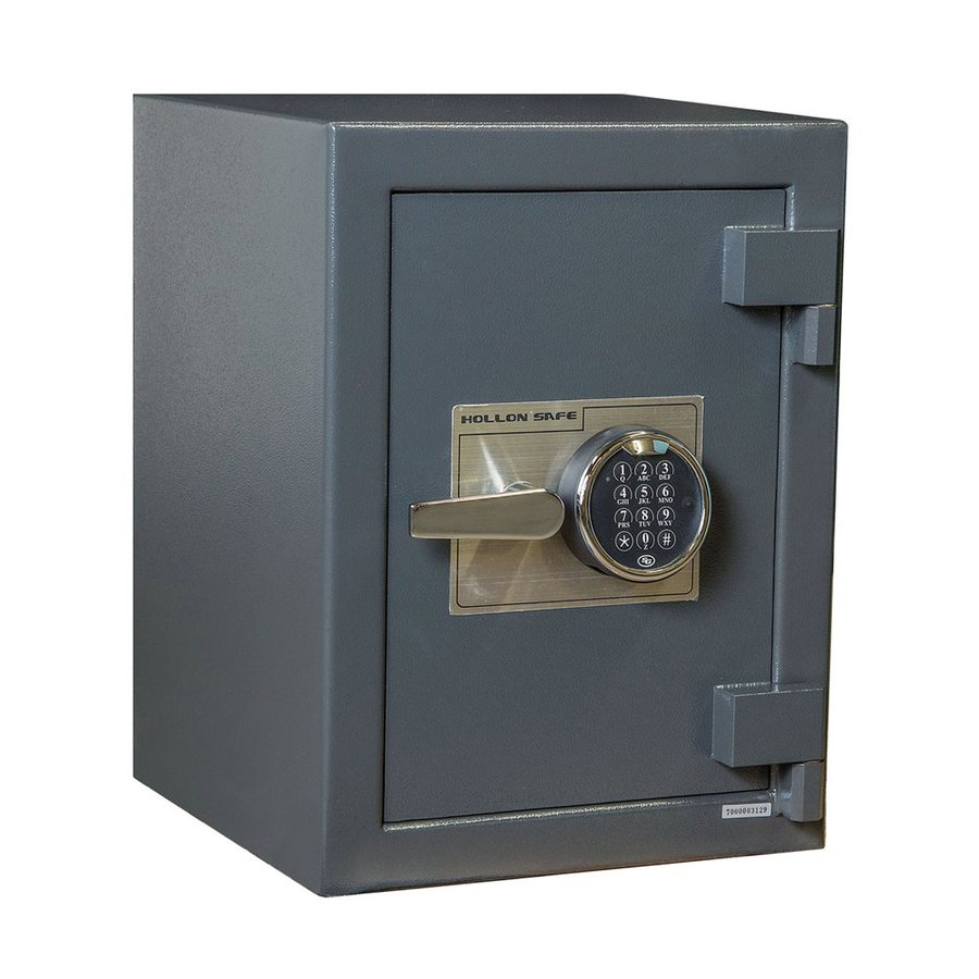 Hollon 2-cu ft Electronic/Keypad Cash Box Safe