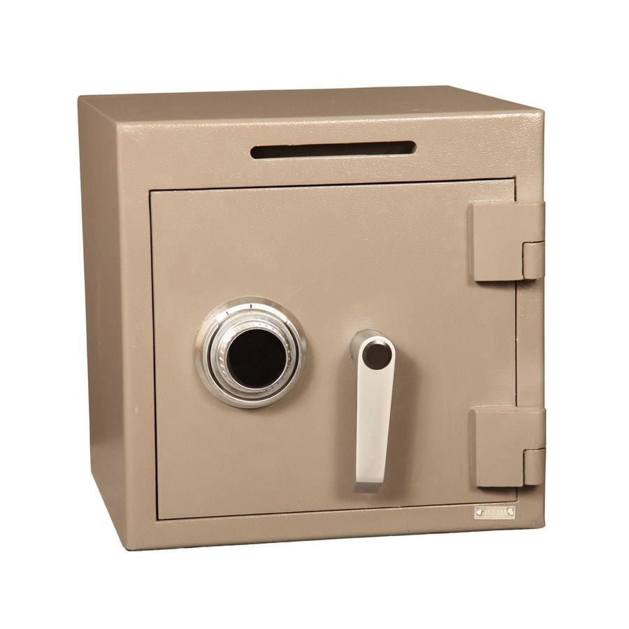 SoCAL Safe 1.6-cu ft Combination Lock Safe