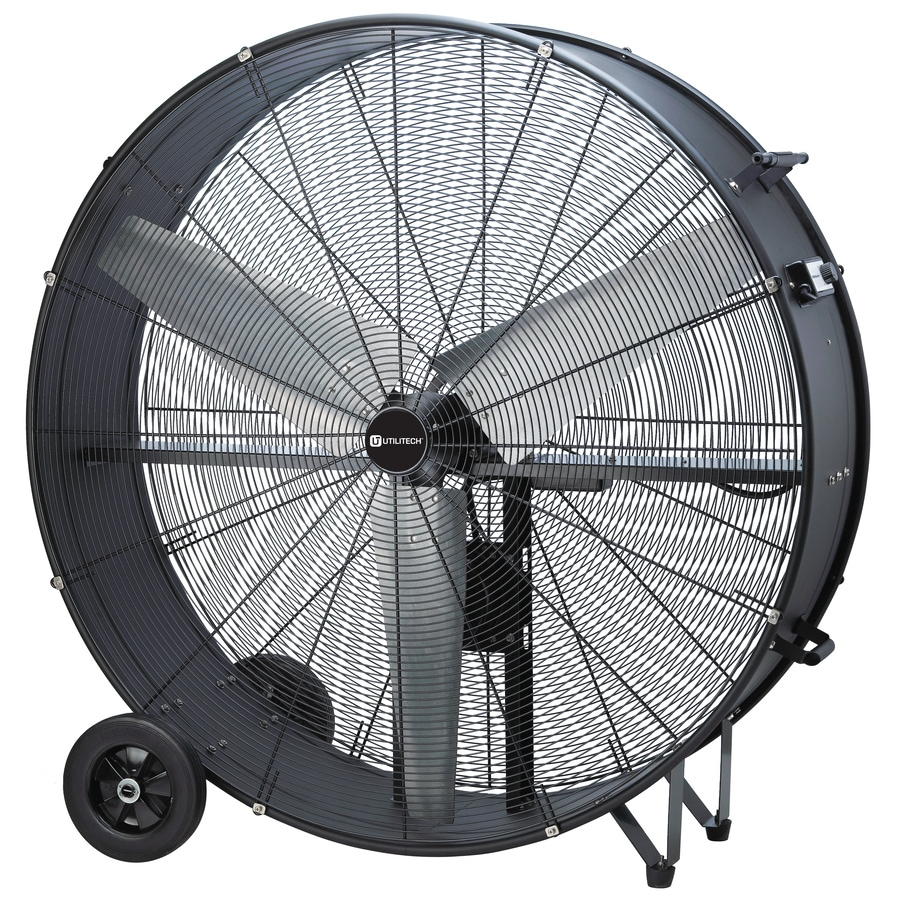 Utilitech Pro 42-in 2-Speed Indoor High Velocity Fan at Lowes com