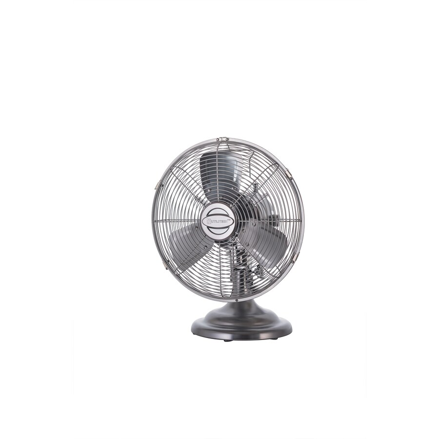 KOOL-FLO 12-in 3-Speed Indoor Desk Fan at Lowes com