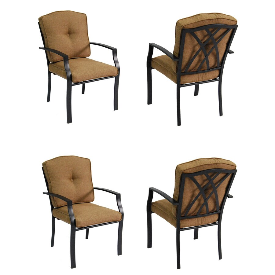 set includes 4 dining chairs coordinating furniture sold separately