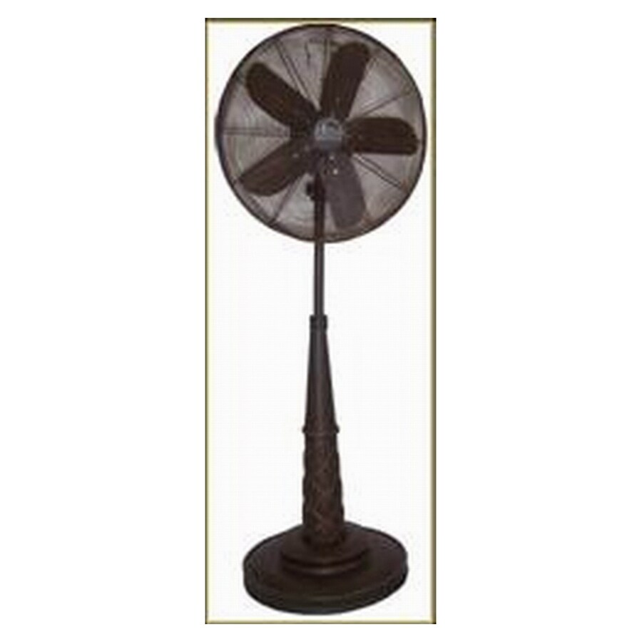 Feature Comforts 18 Quot Stand Fan At Lowes Com