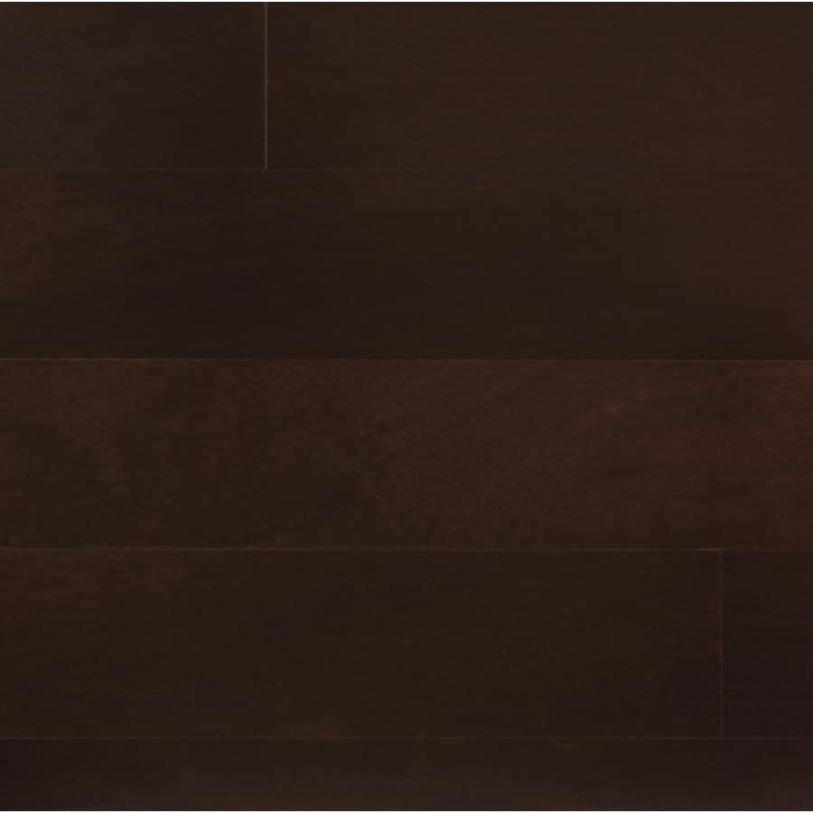 easoon Exotic Diy 4.87-in W Prefinished Magnolia Engineered Hardwood Flooring (Espresso)