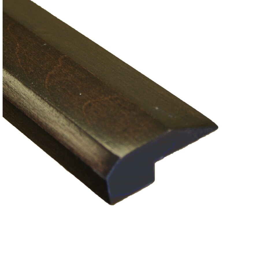 easoon 2-in x 78-in Brown/Black Threshold Floor Moulding