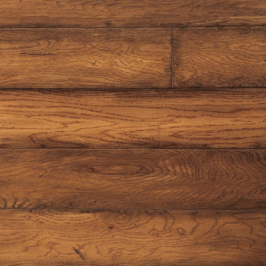 easoon Exotic DIY Topaz Oak Hardwood Flooring (26.05-sq ft)
