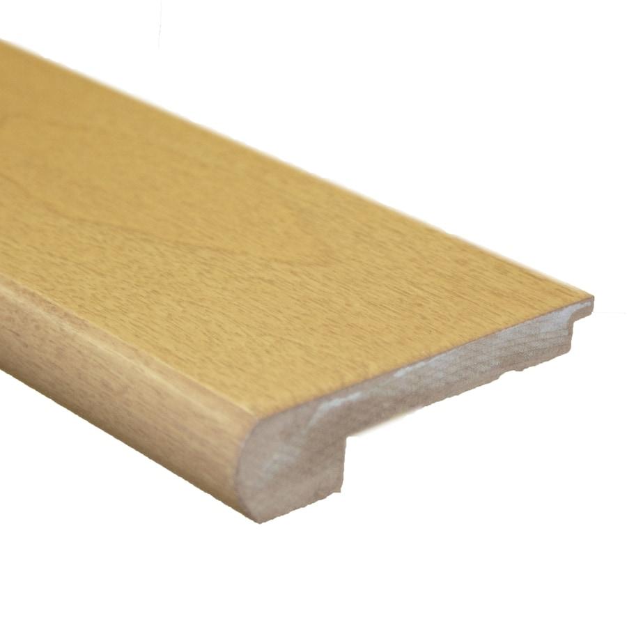 easoon 3.13-in x 78-in Cream Stair Nose Floor Moulding