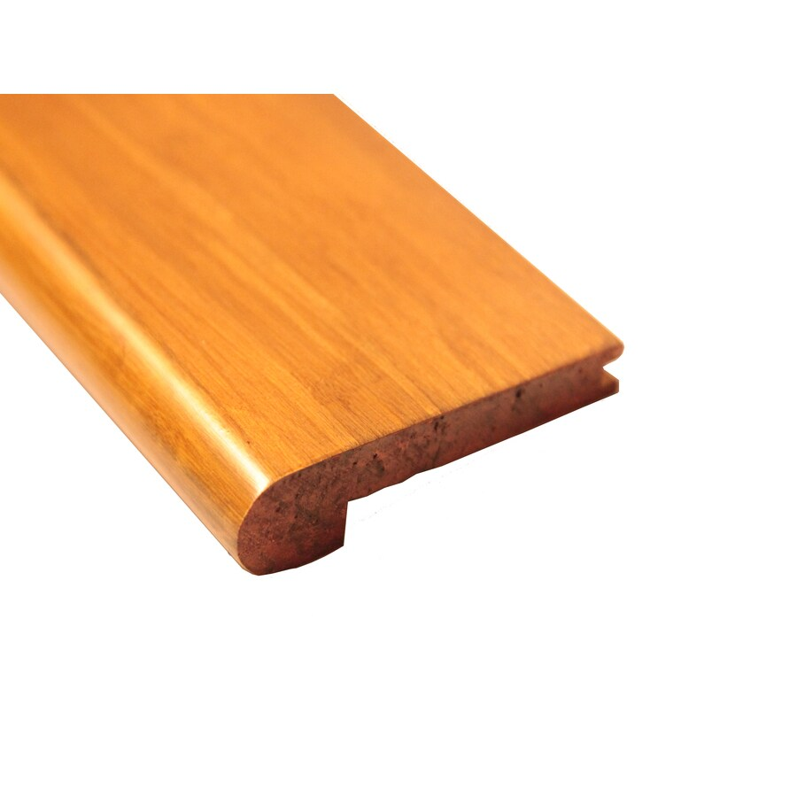 easoon 3.13-in x 72-in Yellow Stair Nose Floor Moulding