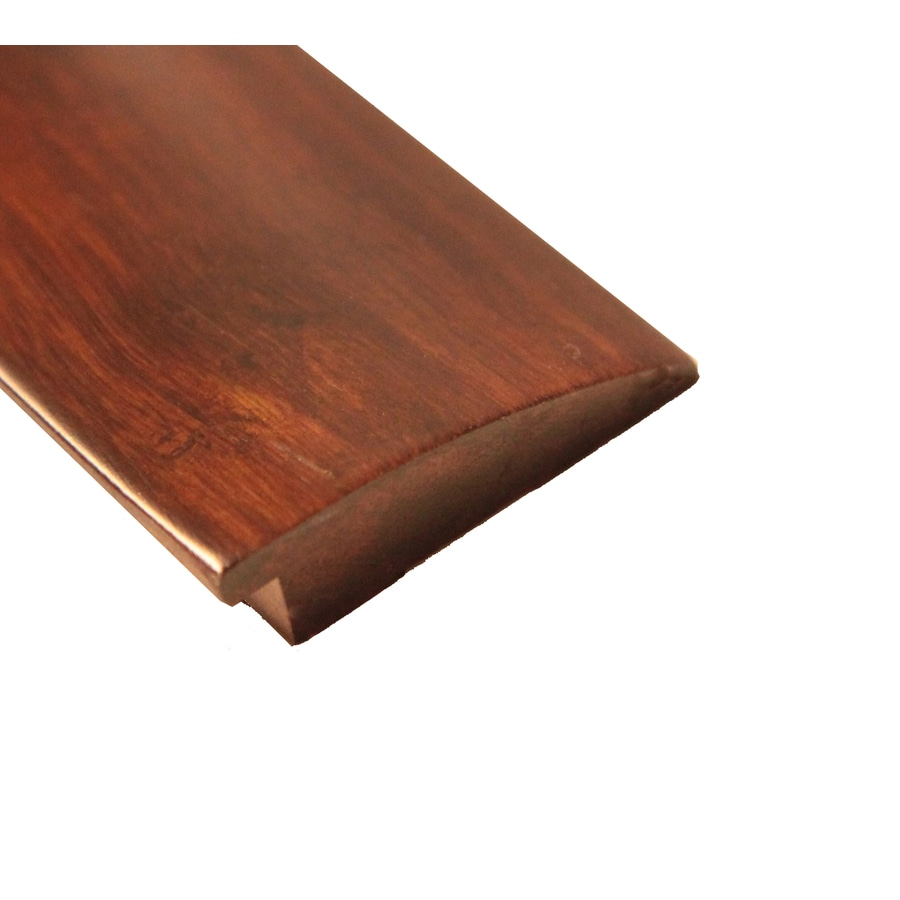 easoon 2.13-in x 72-in Brown Reducer Floor Moulding