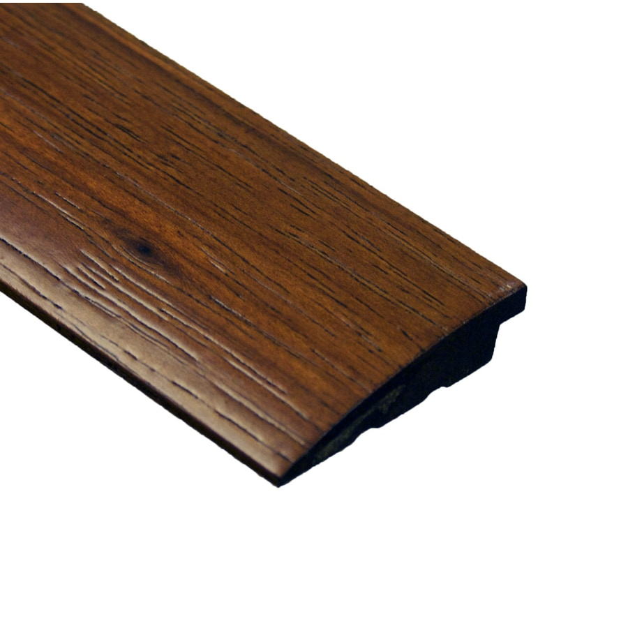 easoon 2.13-in x 78-in Brown Reducer Floor Moulding
