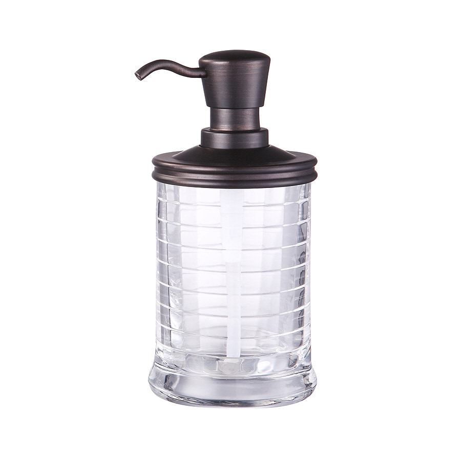 Shop Allen Roth Soap And Lotion Dispenser At