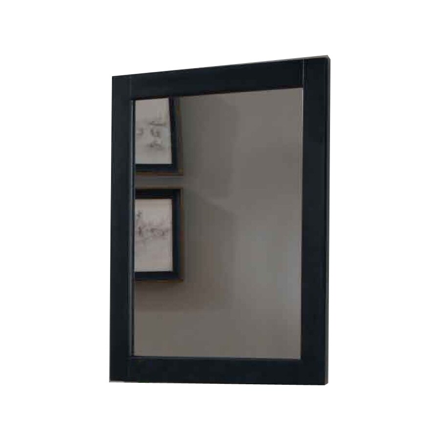 allen + roth 20-in W x 24-in H Bathroom Mirror