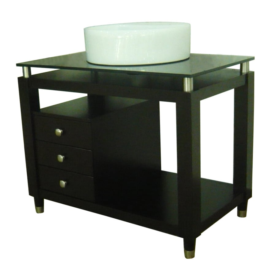 allen + roth Single Sink Bathroom Vanity with Top