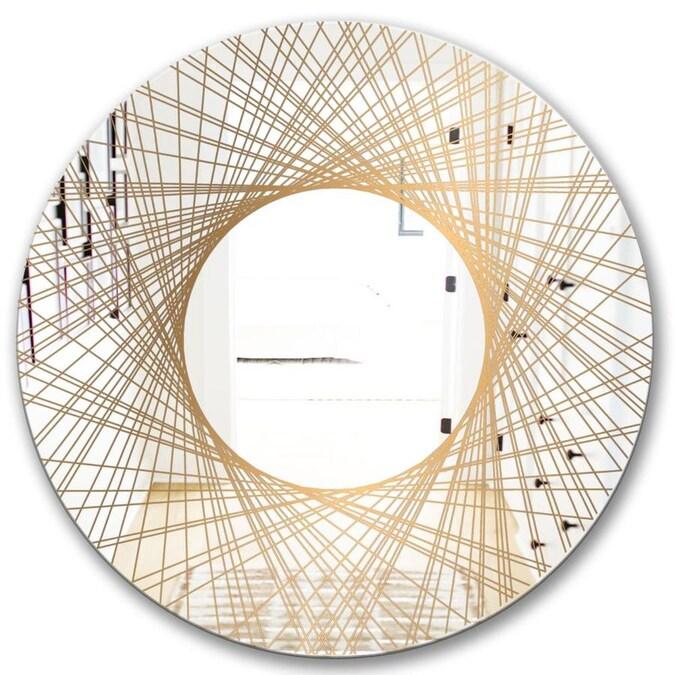 Designart Designart -ftCapital Gold Essential 6-ft Glam ...
