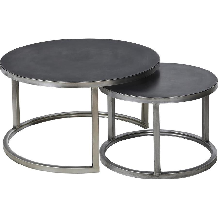 Firstime Metal Metal Coffee Table In The Coffee Tables Department At Lowes Com