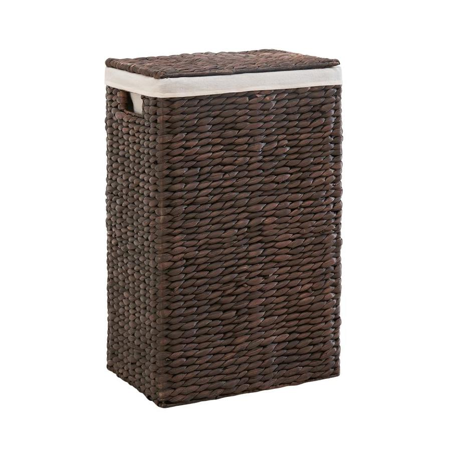 Vifah Plastic Laundry Hamper In The Laundry Hampers Baskets Department At Lowes Com