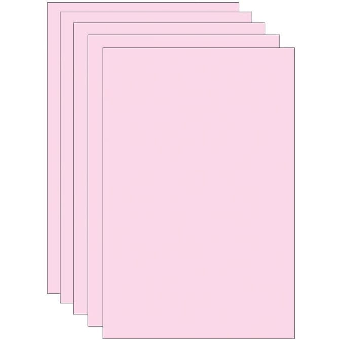 Spectra Deluxe Bleeding Art Tissue Baby Pink 20 In X 30 In 24 Sheets Per Pack 5 Packs In The Tissue Paper Department At Lowes Com