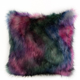 Plutus Brands Floweret Luxury Indoor Decorative Pillow In The Throw Pillows Department At Lowes Com
