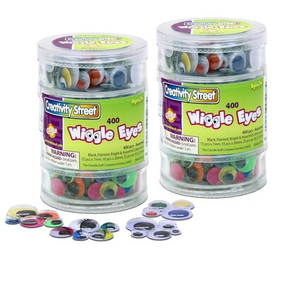 Wiggly Eyes Craft Supplies At Lowes Com