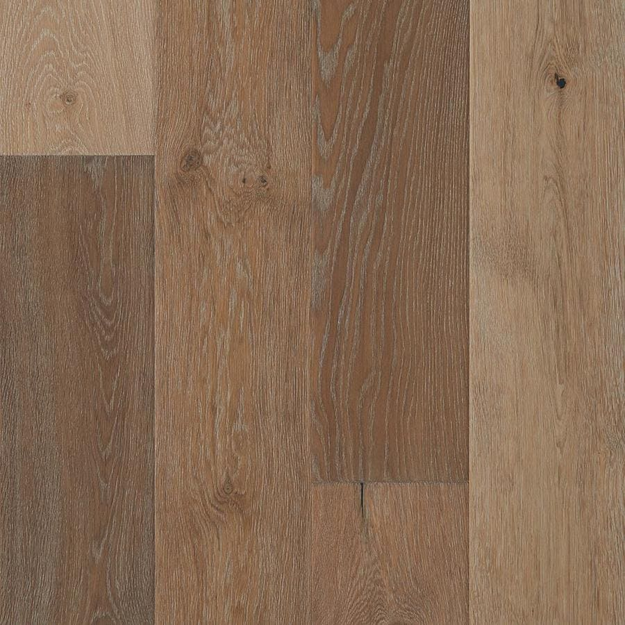 Villa Barcelona 8 21 32 In Wide X 9 16 In Thick French Oak Cervello Wirebrushed Engineered Hardwood Flooring 27 14 Sq Ft In The Hardwood Flooring Department At Lowes Com