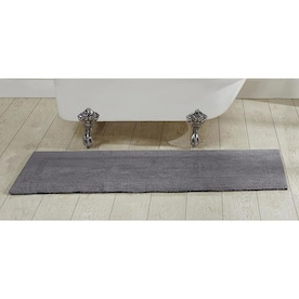 Madeleine Home Bath Mats 50 In X 30 In Cotton Bath Mat In The Bathroom Rugs Mats Department At Lowes Com