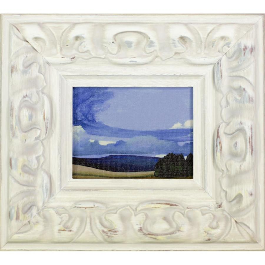 Artistbe Artistbe By Overstockart Advancing Front By Patricia Howitt With Brimfield Cottage Antiqued Frame Miniature Wall Art 9 In X 10 In In The Wall Art Department At Lowes Com