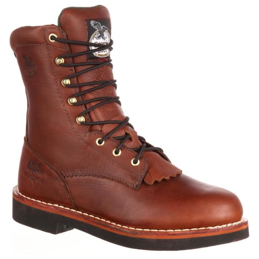 Georgia Boot Size: 11 Wide Mens