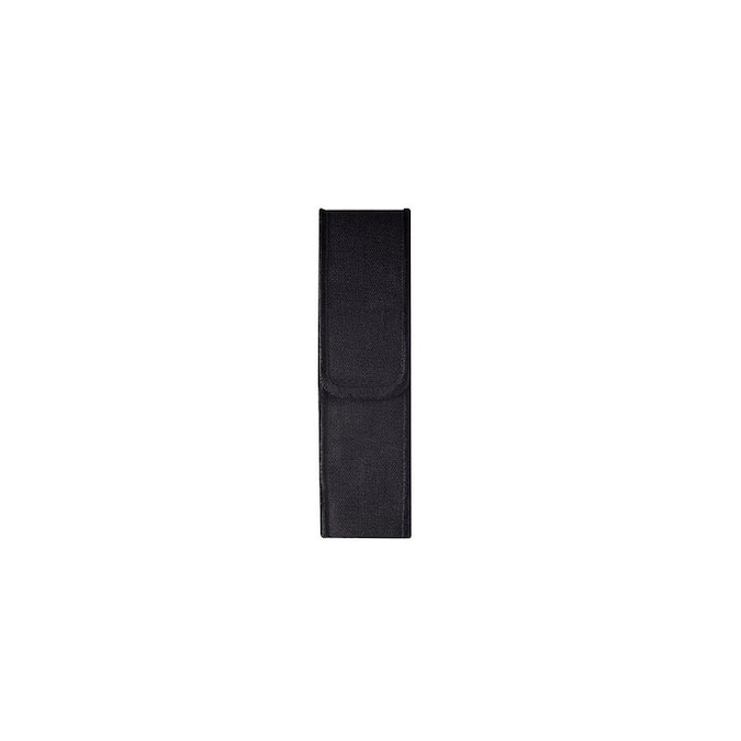 Maglite AM2A056 Black Nylon 2-Cell AA Mini-Mag Flashlight Flap Holster Holder