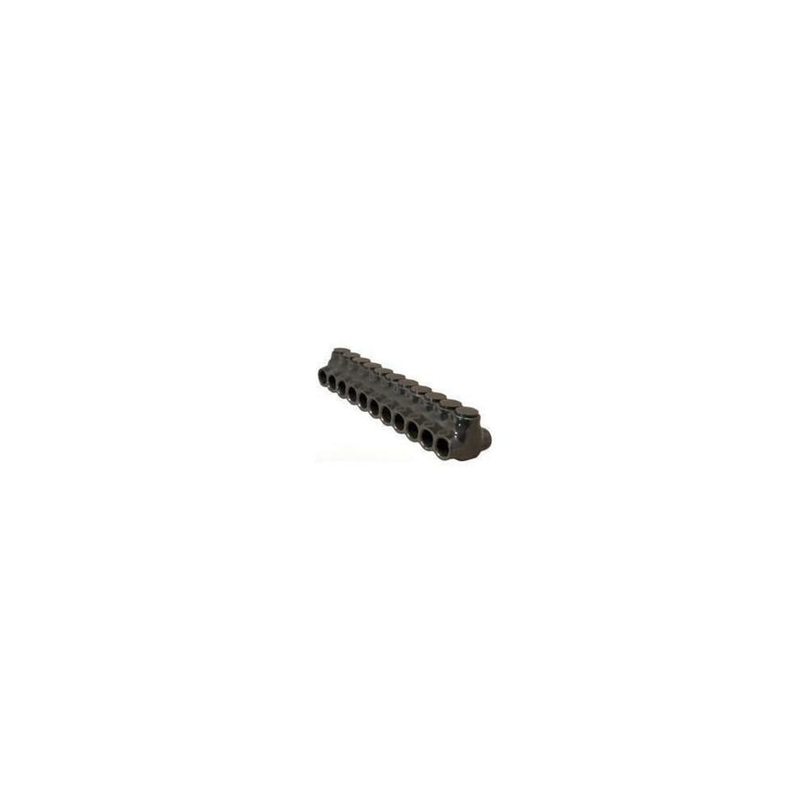 350-6 Wire Range 11 Ports 350-6 Wire Range 5//16 Allen Hex 11 Ports Insulated 5//16 Allen Hex Dual Entry Morris Products 97661 Multi-Cable Connector Black
