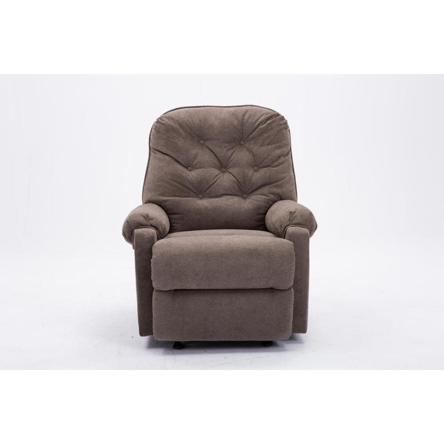CASAINC Comfortable Fabric Recliner Chair-For Bedroom and Living