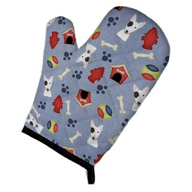 Caroline S Treasures Great Dane Dog House Collection Oven Mitt In The Cooking Apparel Department At Lowes Com