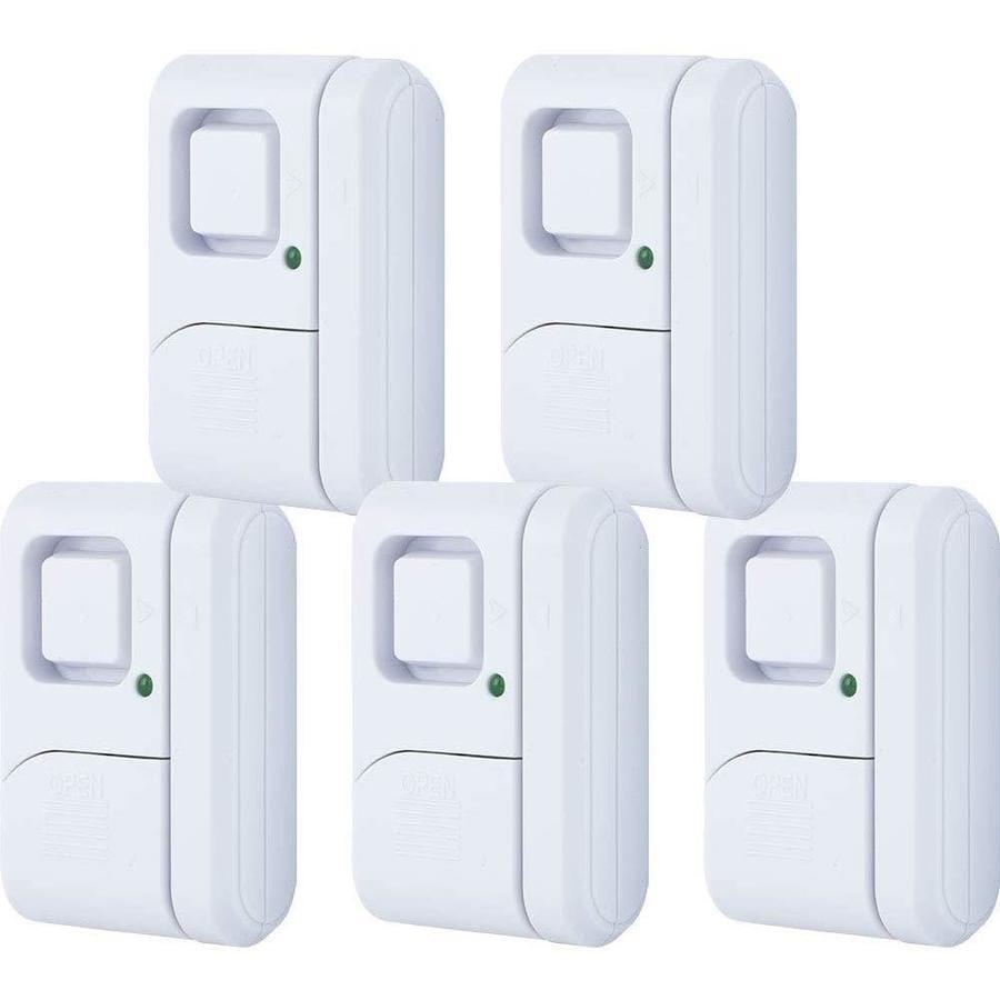 GE GE window door alarms 40 Pack Personal Alarm