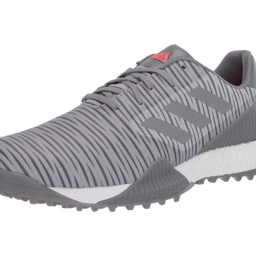 adidas Adidas EE9112-11 Mens Codechaos Sport Golf Shoe- Grey Two ...